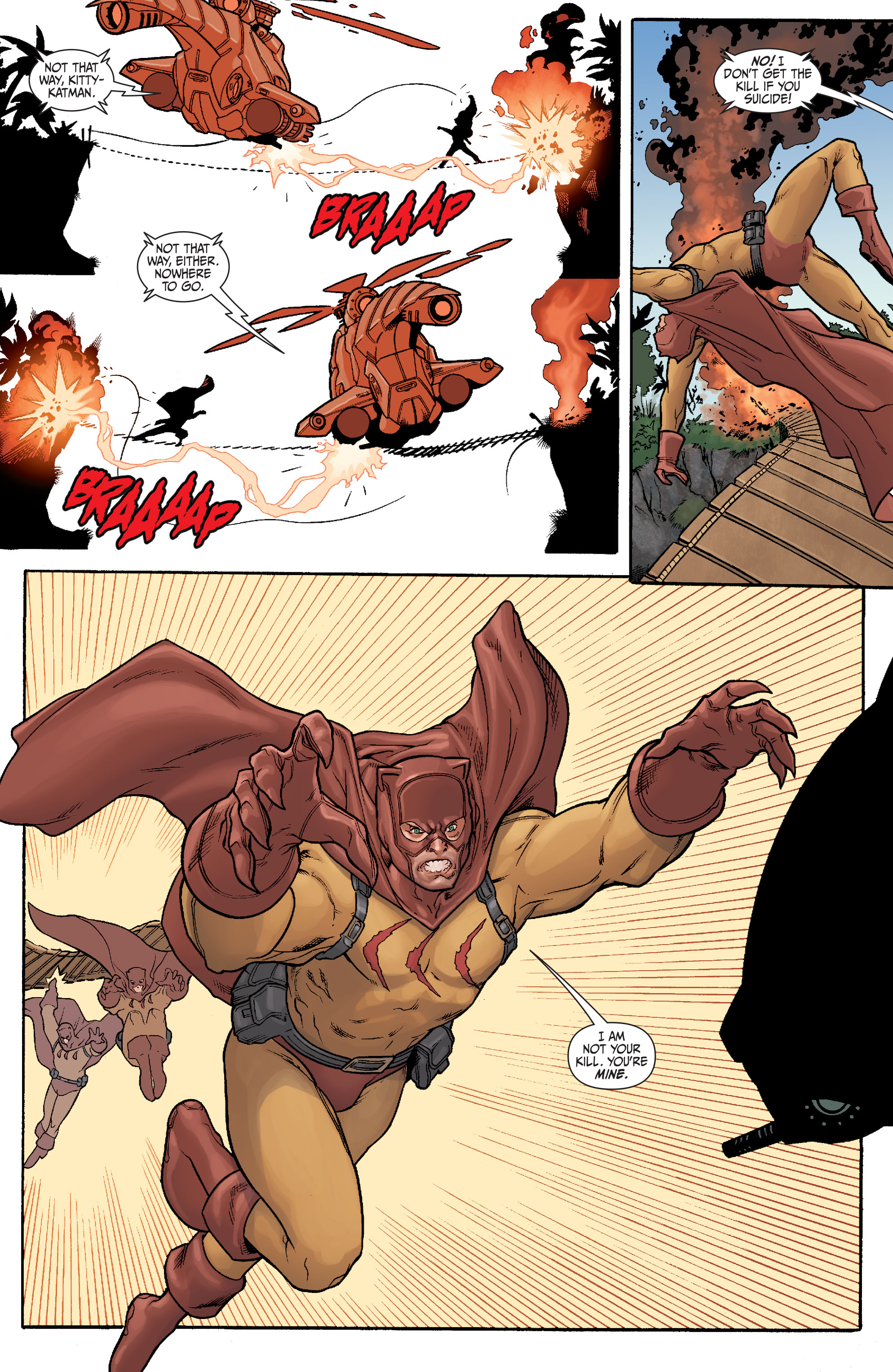 Read online Secret Six (2008) comic -  Issue #23 - 13