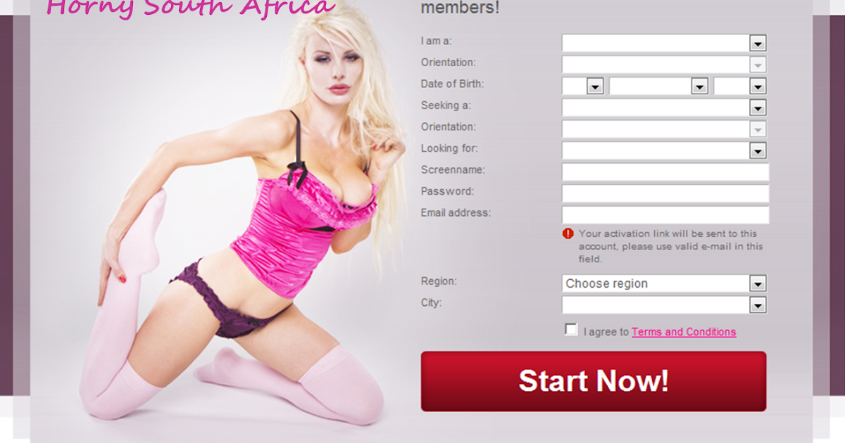 new dating sites in south africa