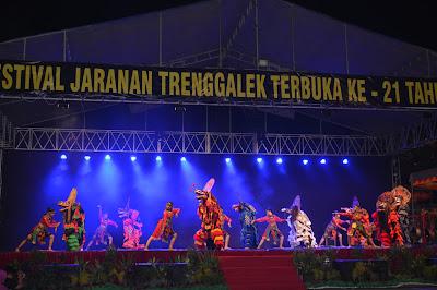 Peserta Festival Jaranan Terbuka Trenggalek 2016 Sudah Membludak, Panitia Putuskan Membatasi Peserta