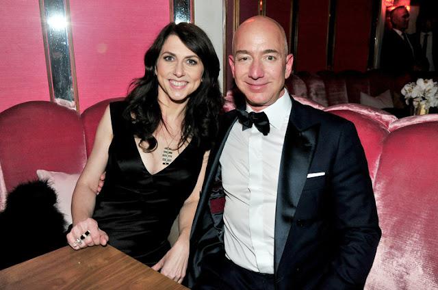 Самый богатый мужчина в мире объявил о разводе с женой, родившей троих сыновей