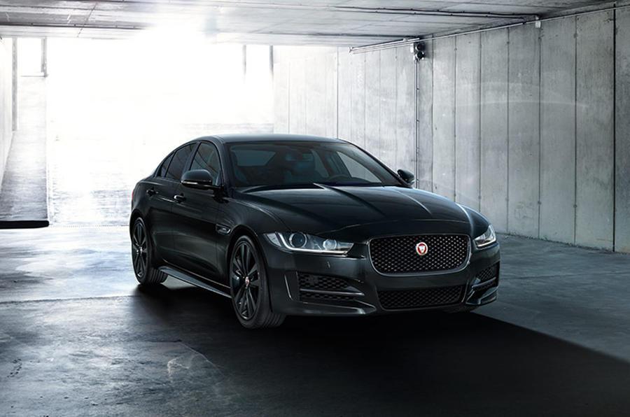 Jaguar Reveals Black Edition Models For The Holiday Season ...