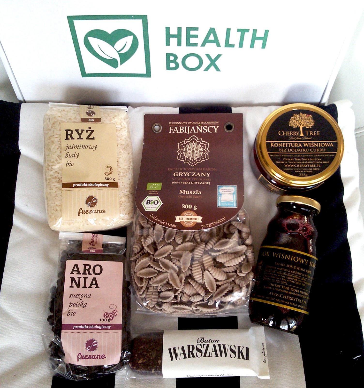 Health Box Edycja Lutowa Walentynkowa Katnova