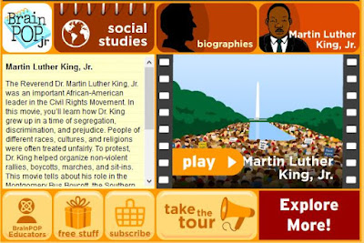 Martin Luther King Jr. Activities and Resources- crafts and hands on activities for MLK Jr. Day