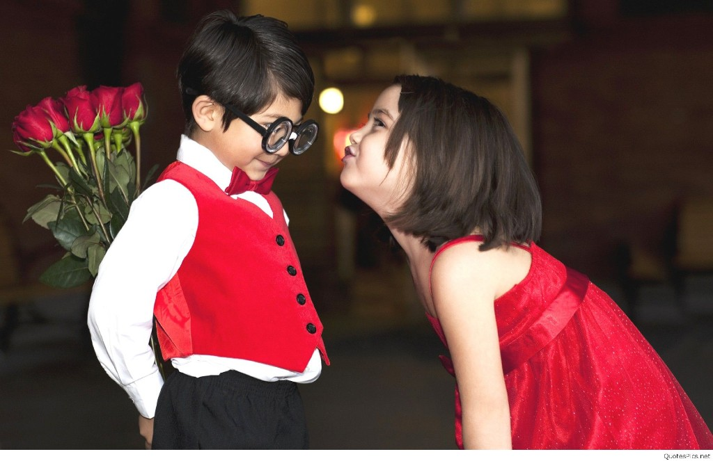 Cute Baby Love Couple Images