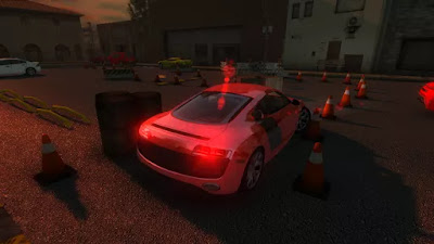 Download Real Car Parking 2018 MOD APK v1.0.2 HACK Android Full [Unlocked] Update Terbaru Gratis