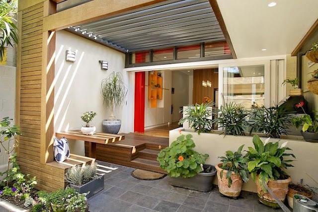5 Desain Taman Depan Rumah Sederhana tapi Bagus