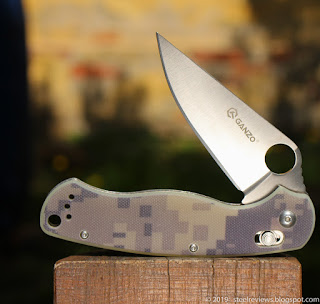 Ganzo Firebird G729 - the axis-lock PM2