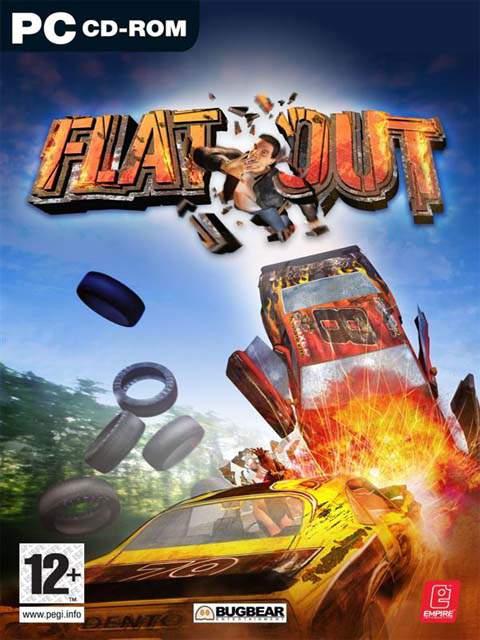 تحميل لعبة FlatOut مضغوطة برابط واحد مباشر + تورنت كاملة مجانا