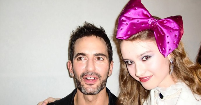 Famous designer Marc Jacobs controls Miley Cyrus and more
