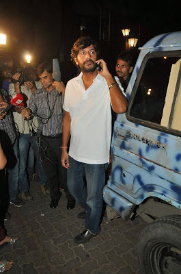 Bollywood Celebs at Ravi Chopra's House