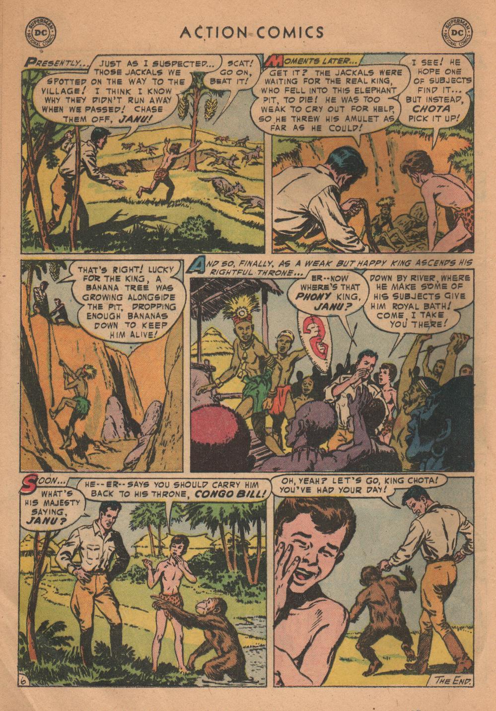 Action Comics (1938) 197 Page 19