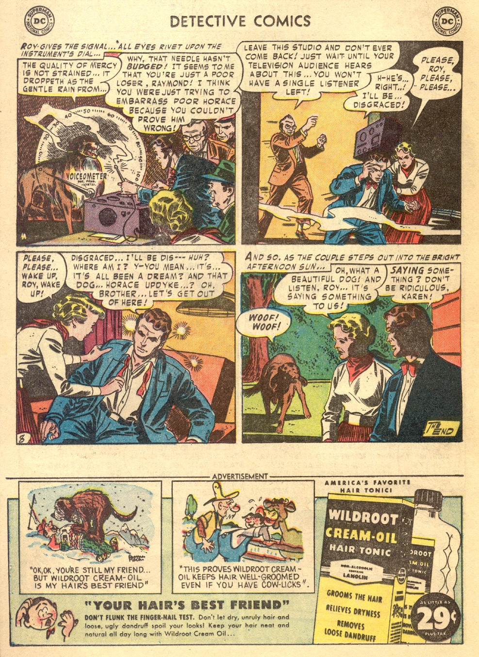 Read online Detective Comics (1937) comic -  Issue #187 - 24