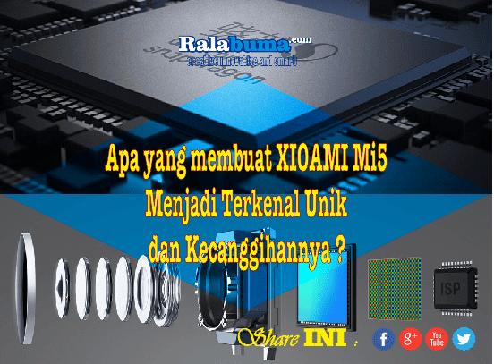 Spesifikasi dan Uniknya Kecanggihan Ponsel Android Xioami MI5