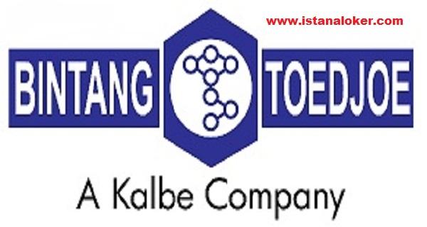 Lowongan Kerja PT Bintang Toedjoe (Kalbe Group)