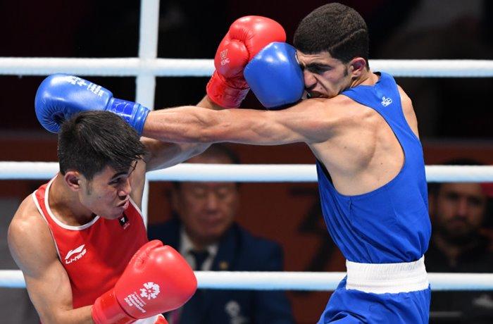 Pertandingan Tinju Asian Games 2018