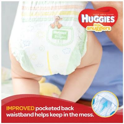 Top Five Reasons to Buy Huggies Diapers
