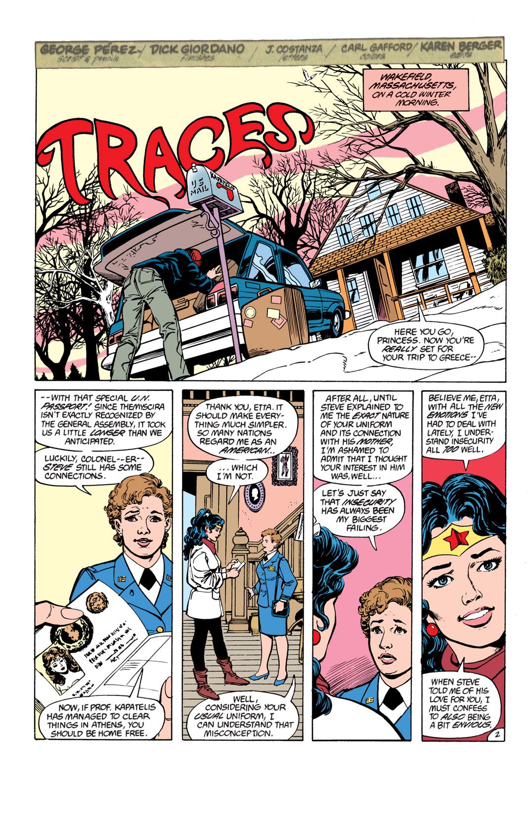 Read online Wonder Woman (1987) comic -  Issue #17 - 3