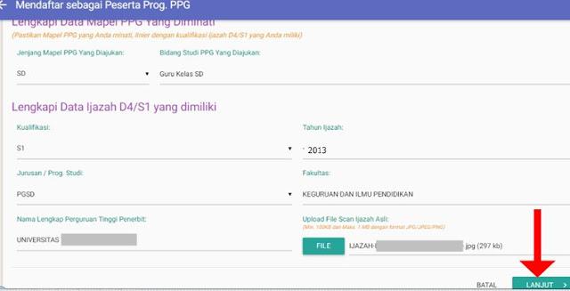 Cara Praktis Daftar Peserta PPG Melalui SIM PKB Juknis dan Cara Daftar Peserta PPG 2018 di SIM PKB