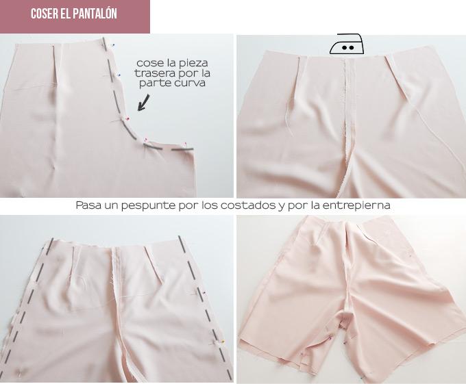 miscelánea diy: DIY | Cómo hacer un pantalón corto con bolsillos