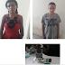 GTE de Cajazeiras e policiais civis de Uiraúna prenderam duas mulheres com maconha durante cumprimento de mandado de busca e apreensão