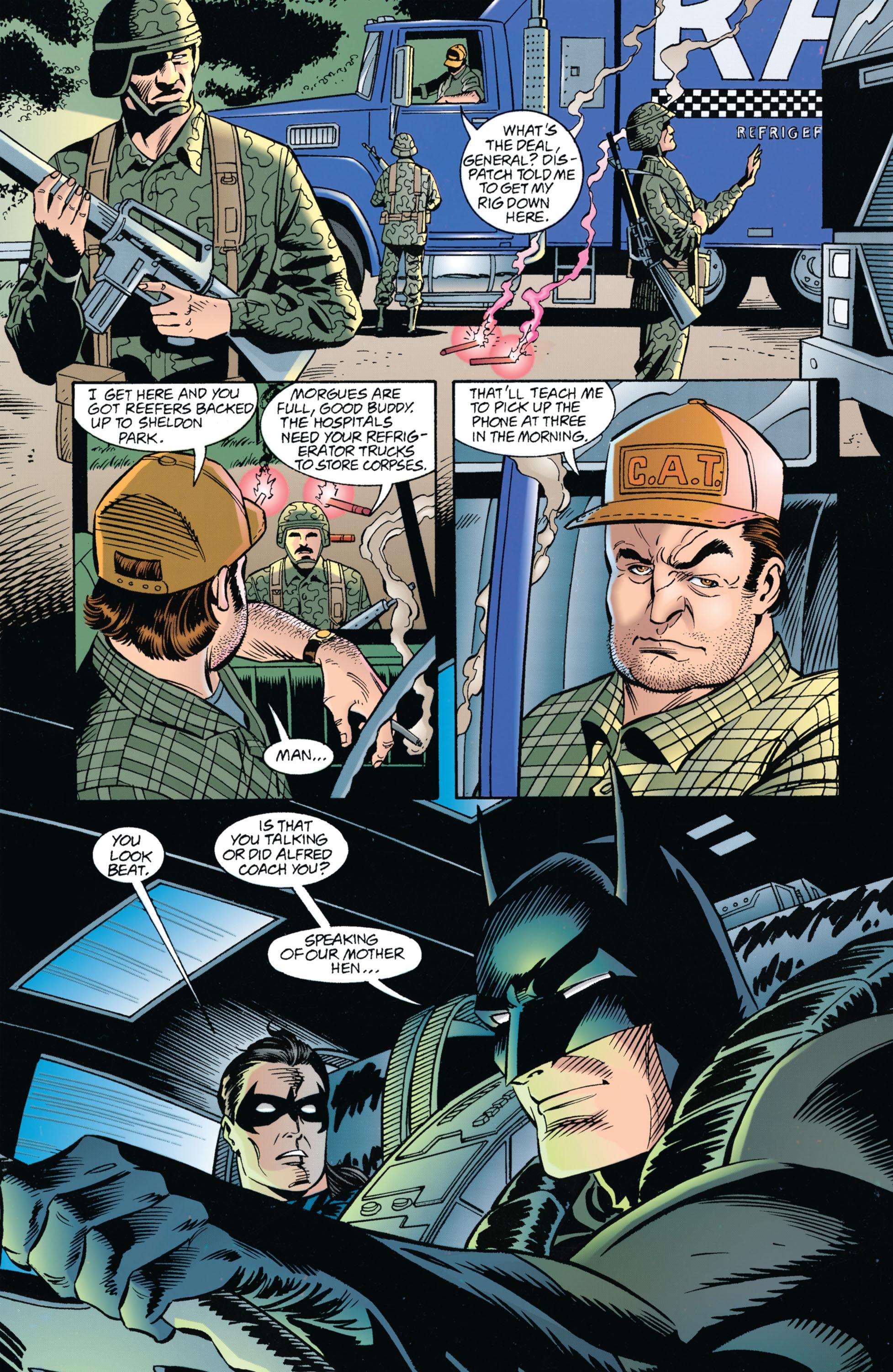 Detective Comics (1937) 696 Page 18