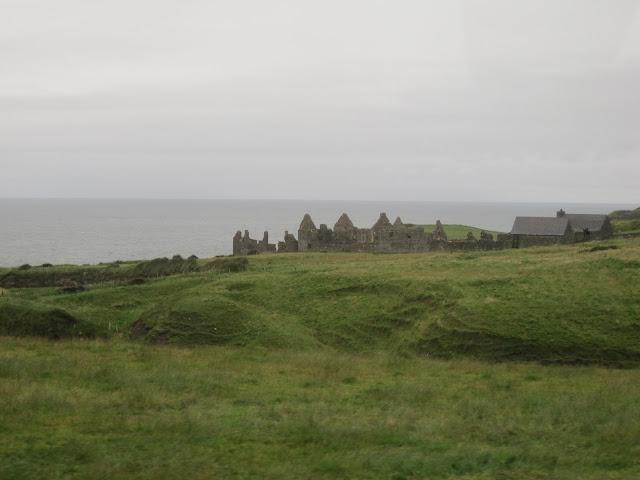 Dun Luce Castle (Casa Greyjoy)