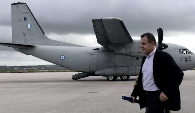 Παναγιωτόπουλος: Μέχρι τέλος του 2020 θα είναι έτοιμο το πρωτότυπο αεροσκάφος F-16 «OXIA» (ΕΓΓΡΑΦΟ)