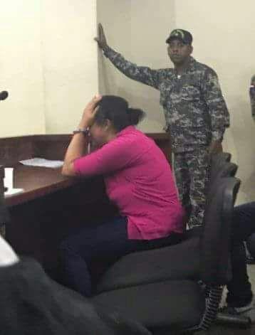 Dictan  tres meses de prisión  como medida de coerción contra Marlin  Martínez por  el homicidio de la Emely Peguero Polanco,