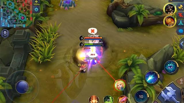helcurt Skill 1 Shadow Raid