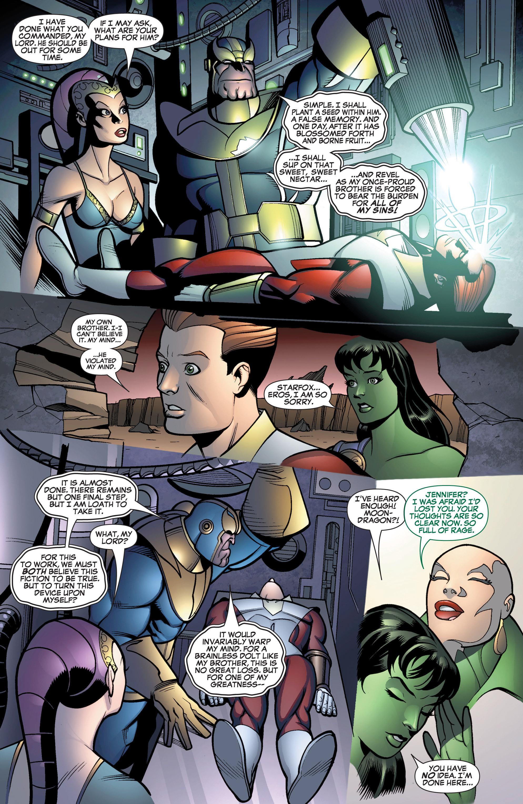 Read online She-Hulk (2005) comic -  Issue #13 - 19
