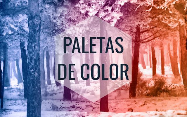 Paletas de Color para buscar inspiración