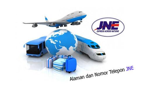 Alamat dan Nomor Telepon JNE Bandung