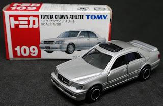 Tomica - 109 , 紙盒裝