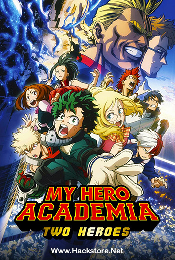 descargar JMy Hero Academia: Two Heroes gratis, My Hero Academia: Two Heroes online