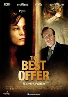 La migliore offerta (aka The Best Offer) (2013)