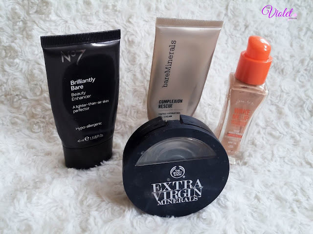 foundation empties