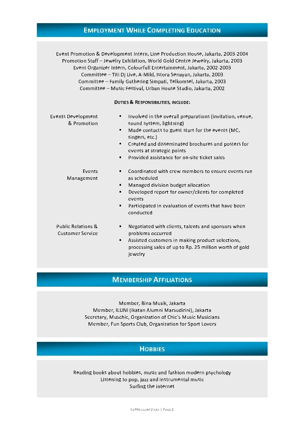 contoh resume jobsdb 12 gontoh