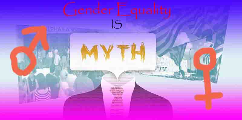 equality is a myth 1110 quotes have been tagged as equality: timothy leary: 'women who seek to be equal with men lack ambition',  ― naomi wolf, the beauty myth.