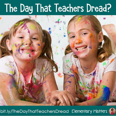 The Day That Teachers Dread? I'm one who looks forward to April Fool's Day in the classroom. Here are plenty of reasons why, including a math freebie!
