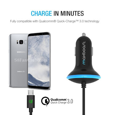 Top 5 Best Galaxy S10 Car Charger Accessories