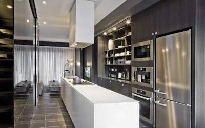 Ide Mengubah Dapur Lama Menjadi Modern
