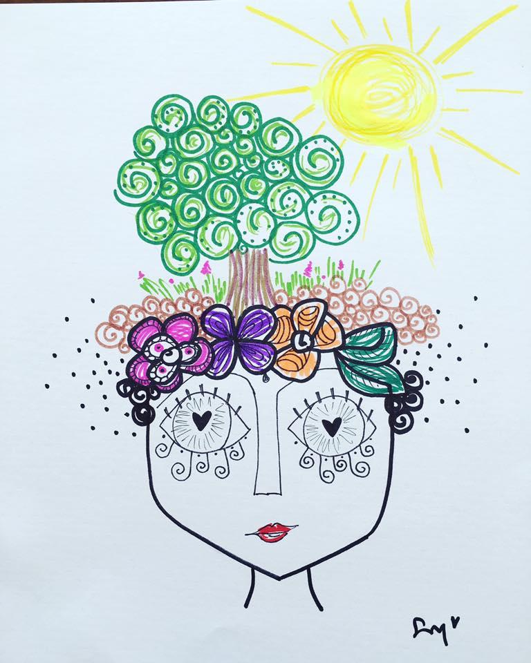 Lola Mento, lolamento, ilustraciones lola mento, ilustraciones lolamento, cuadros decorativos, cuadros originales, cuadros lola mento