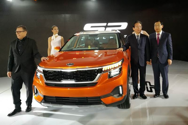 KIA SP Concept Price in India