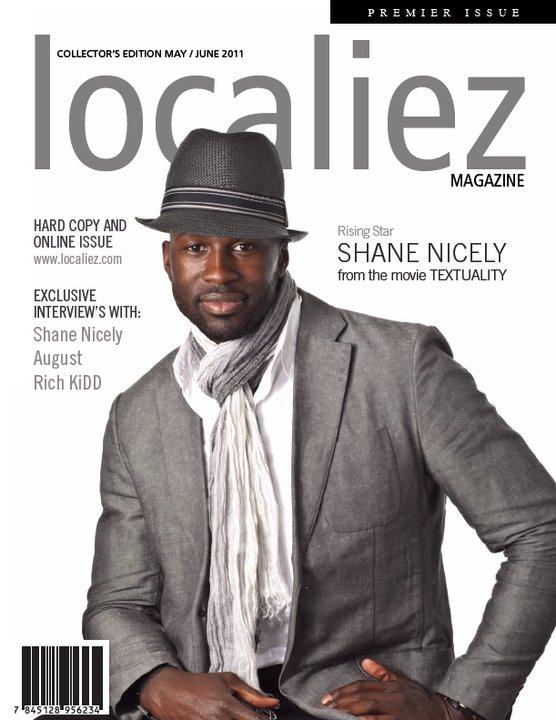 Reppin LOCALIEZ magazine launch  EtherMuzikEnt / Faded4U / Rich KiD