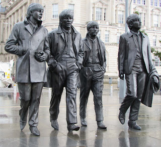 Liverpool; The Beatles