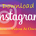 How to Download All Instagram Photos + Videos  At Once