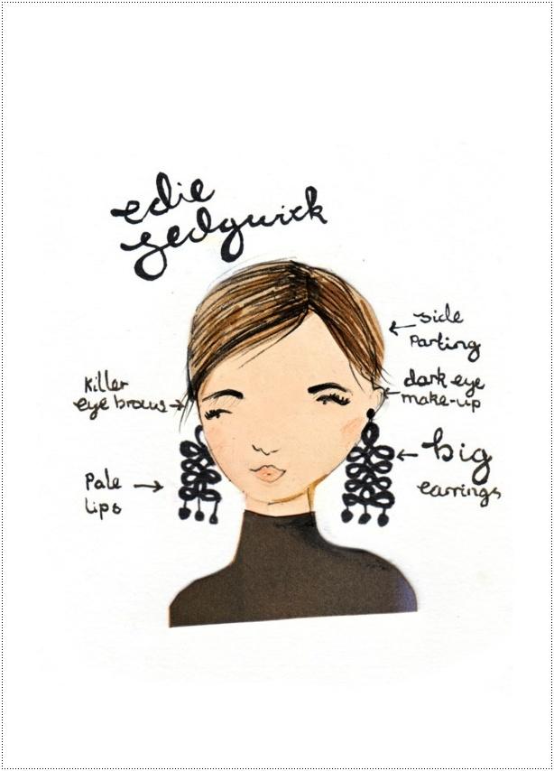 Edie Sedgwick - Emma Block