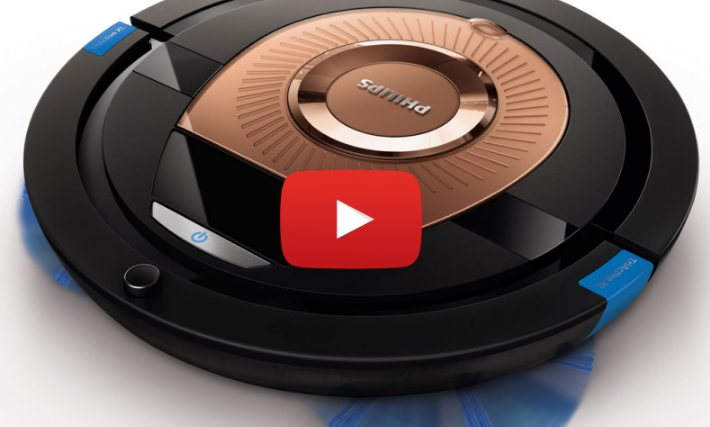 Philips SmartPro Active. Video