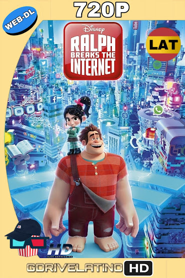Wifi Ralph (2018) WEB-DL 720p Latino-Ingles mkv