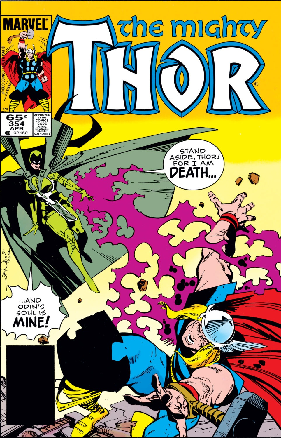 Thor (1966) 354 Page 1